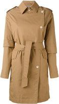 Herno trench coat - women - Cotton - 38