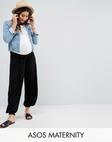 Asos Shirred Hareem Pant