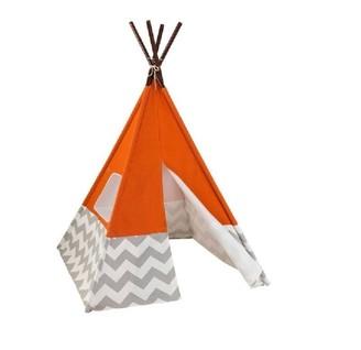 Kid Kraft Play Tent Orange