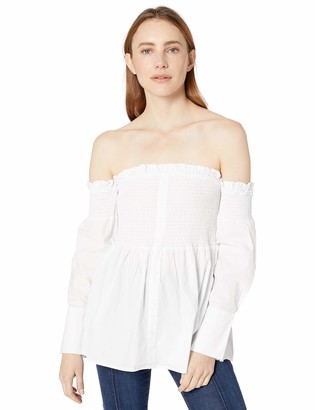 Bardot Women's MYA Off Shoulder TOP