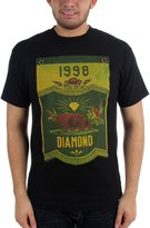 Diamond Supply Co. Mens Diamond Banner x Grizzly T-Shirt, Size:, Color: