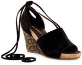 Aerosoles Spring Plush Wedge Sandal