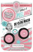 Soap & Glory What A Peeling De-Clog Mask - 2 x .23oz