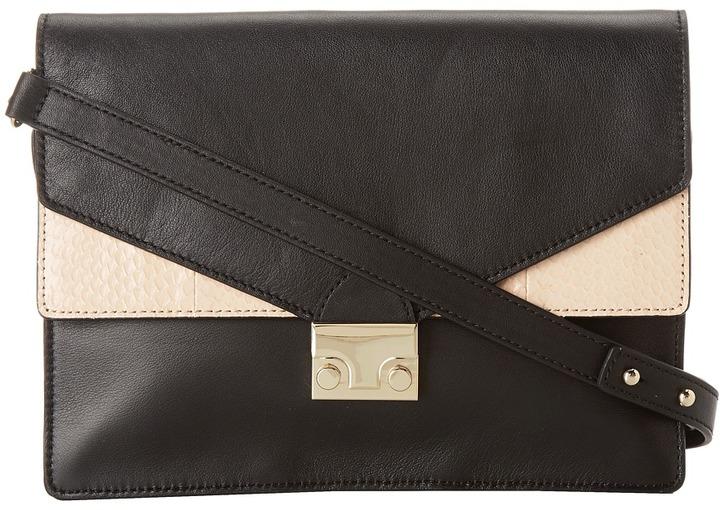 Loeffler Randall Agenda Clutch Handbag