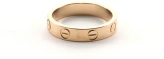 Cartier Love Wedding Band Ring