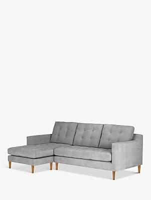 John Lewis & Partners Draper LHF Chaise End Sofa