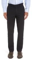 Brax Men's Texture Stretch Cotton Trousers