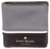 Kate Spade Leather Compact Wallet
