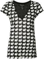 Thomas Wylde Sycamore T-shirt - women - Lyocell - XS