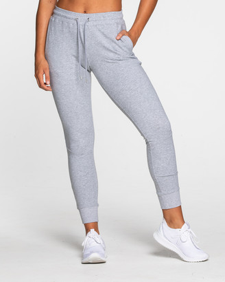 Muscle Republic - Women's Grey Track Pants - Prime Ladies Track Pants - Size One Size, S at The Iconic