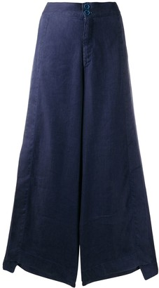 Henrik Vibskov High Waisted Cropped Trousers