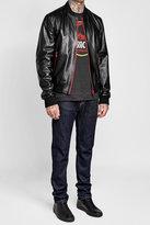 Dolce & Gabbana Leather Blouson