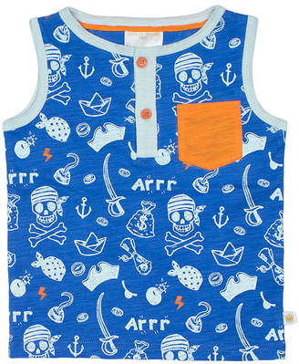 Rosie Pope Baby Pirated Tank Top