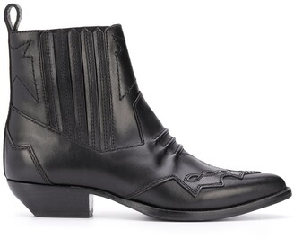 Roseanna Tucson ankle boots