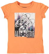 Converse 74J Short Sleeve Tshirt Infant Girls