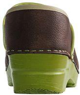 Sanita @Model.CurrentBrand.Name Professional Zita Clogs - Leather, Closed Back (For Women)