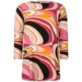 Pucci PUCCIGirls Pink Print Dress