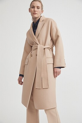 Witchery Classic Wool Coat