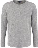 Jack & Jones Jjprmain Regular Fit Sweatshirt Light Grey Melange