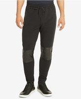 Kenneth Cole Reaction Men's Patch Knee Jogger Pants