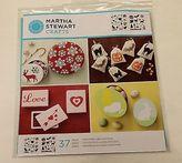 Martha Stewart Holiday Icons 32260 Stencils