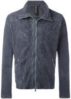 Giorgio Brato zipped leather jacket