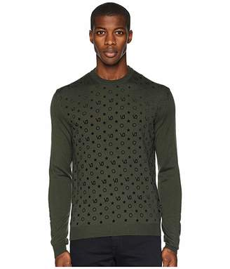 Versace Patterned Sweater