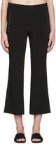 Calvin Klein Collection Black Kick Flare Lounge Pants