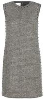 Valentino Embellished Wool Dress