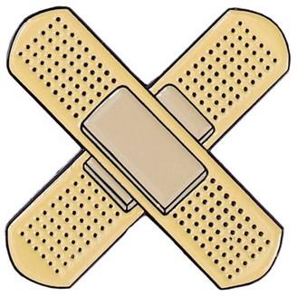 Make Heads Turn Enamel Pin Plaster