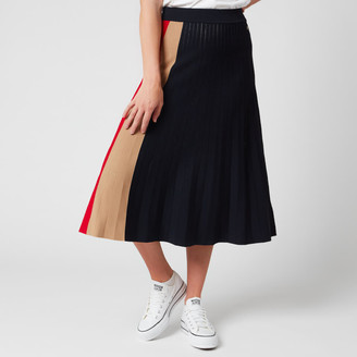 Tommy Hilfiger Women's Icon Pleated Skirt