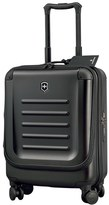 Victorinox Men's 'Spectra 2.0' Dual Access Global Hard Sided Rolling Carry-On - Black