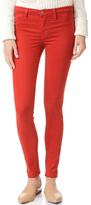 J Brand Midrise Super Skinny Pants