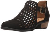 Qupid Women's Sochi-101 Chelsea Boot