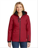 Port Authority Women's Vortex Waterproof 3-in-1 Jacket__XXL
