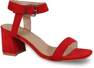 Yoki Simona Women's High Heel Sandals