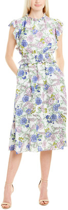 Julia Jordan Midi Dress