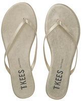 TKEES Glitter Flip Flops
