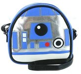 Loungefly Hand Bag - Star Wars - R2D2 Crossbody Bag New Licensed sttb0064