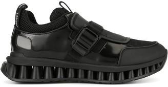 Ermenegildo Zegna A-Maze buckle sneakers