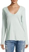 James Perse Women's Cotton High Gauge Jersey T-Shirt