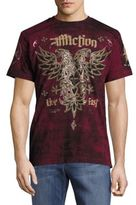 Affliction Graphic-Printed Cotton Tee