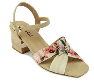VANELi Liko Block Heel Sandal - Multiple Widths Available