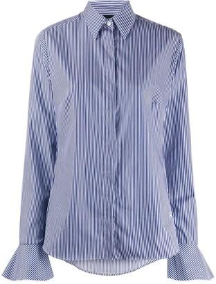 Fay Striped Slim-Fit Shirt