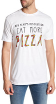 Fifth Sun Eat Pizza Graphic Tee