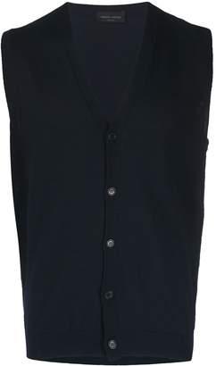 Roberto Collina sleeveless cardigan