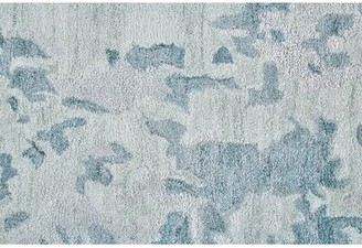 Blue Area Williston Forge Mcmurtry Hand-Tufted Rug Williston Forge
