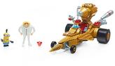 Mattel Despicable Me 3 Dru's Transforming Car Mega Play Set