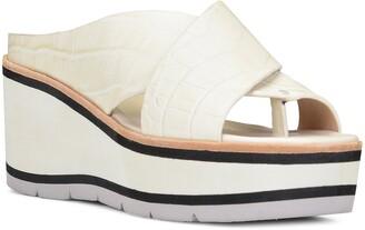 Donald J Pliner Arya Platform Slide Sandal