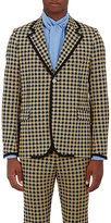 Gucci Men's Houndstooth Two-Button Sportcoat